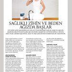 Marie Claire Aquapick Ağız Duşu Haberi