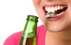Dişleri Araç Olarak Kullanmanın Zararları